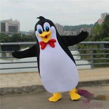 Parade Penguin Mascot Costumes Cartoon Madagascar Animal Halloween Adult Cosplay