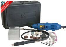 WEN 2305 Rotary Tool Kit with Flex Shaft Cutting, Sanding, Polishing, 100-Piece