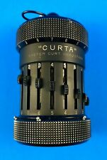 Curta Calculator Type 1, Serial Number 8705, Early Model