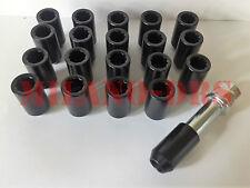 20 12x1.25 NUTS rastremato per FIAT 500 ABARTH 08-16 LEGA RUOTA BULLONI