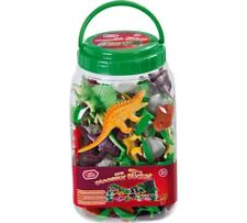 Chad Valley New 50 Piece Dinosaur Bucket Mountain Landscape Watch As Your Child