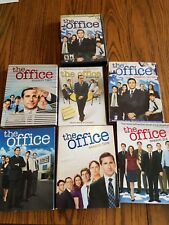 The Office DVDs - Complete Seasons 1, 2, 3, 4, 5 and 6. Plus The office pc game.