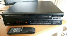 YAMAHA CDC-675 Compact Disc Player 5 CD Multi Changer Stereo HiFi with Remote
