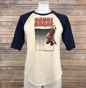 VTG Sammy Hagar Graphic T-Shirt SZ M Premier Productions 1979 MADE IN USA