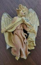 Vintage Angel Fontanini? Italy Resin Wall Hanging 6�
