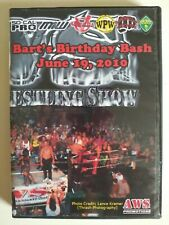 Aws Promotions Wrestling Dvd The World Record Breaking Battle Royal. 6/19/10....
