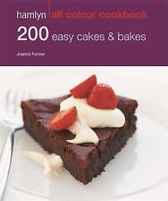 200 Easy Cakes & Bakes: Hamlyn All Colour Cookbook by Joanna Farrow (Paperback, 2013)