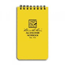 Rite in the Rain All Weather Notebook 3x5 White