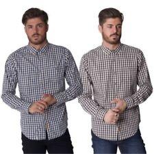 Camicie classiche da uomo regolanti manica lunghi