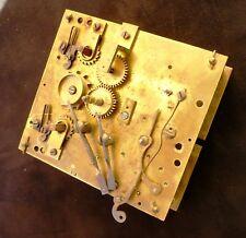 Meccanismo movimento applicazione orologi pendolo '800 raro ricambio orologi