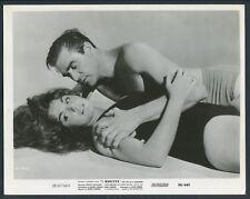 LITA MILAN STEVE COCHRAN in I Mobster '58 SEXY SWIMSUIT