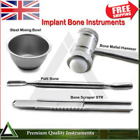 Oral Surgery Graft Mallet Hammer Harvester Palti Bone Dental Implant Instruments