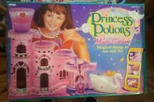 Princess Potions Magic Garden Vintage 90s Girls Toys-Tyco