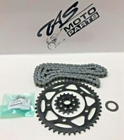 BMW S1000RR K67 original chain and sprockets with complete service kit
