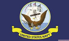 US NAVY EAGLE AND SHIP 5x3 feet FLAG 150cm x90cm flags UNITED STATES USA AMERICA