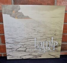 LAMB OF GOD - Resolution Import 180 Gram 2XLP BLACK VINYL Gatefold New & Sealed!