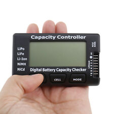 CellMeter-7 Digital Battery Capacity Checker Controller w/ Balance Function