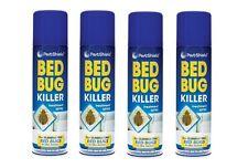 Bed Bug Killer Spray Insect Carpet Mattress Treatment Eliminate 200ML Flea Pest