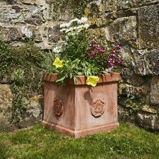 45cm Heritage Terracini Rose Box Plan/Tub/Box/Cube/Garden Planter/Terracotta Pot