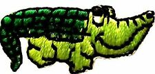 Lot of 4 - Alligator Gator Embroidery Applique patch iron on