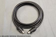 PowerCon 32A - Verbinder- / Linkkabel | TITANEX 3G4 - 3x4 qmm | 1m Neutrik *NEU*