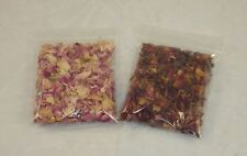 Petals/ Confetti Dried Flowers/ Petal Craft Floral Supplies
