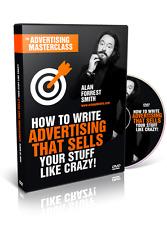 The Advertising Masterclass 7 Set DVD Alan Forrest Smith