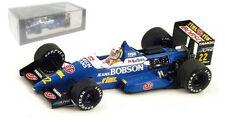 Spark s4314 Rial arc1 # 22 japonés Gp 1988-Andrea De Cesaris 1/43 Escala