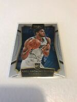 2015-16 Select Karl-Anthony Towns Concourse Level Rookie Card RC  #16