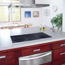 """KitchenAid 36"""" Glass Cooktop 5 Elements and Touch Controls Stainless Steel NEW"""