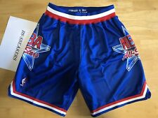 NBA Authentic Throwback Shorts 1993 All-Star sz XL Mens Mitchell & Ness RARE