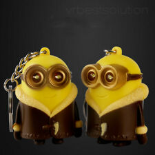 Minions Movie CRO MINION 3D Clip On Portachiavi Keyring Keychain Llavero New