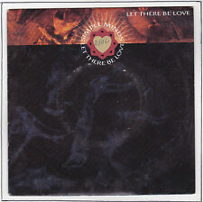 "SIMPLE MINDS Vinyle 45 tours 7"" SP LET THERE BE LOVE"