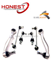 For BMW E61 E60 5 SERIES FRONT LOWER TRACK CONTROL ARMS & STABILISER LINK BARS