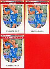 Derrick Rose Lot (3) 2012-13 NBA Hoops #248 Memphis - Minnesota Timberwolves