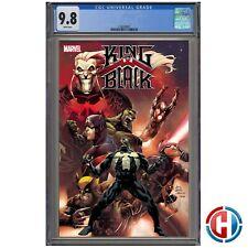 KING IN BLACK #1 CGC 9.8 Graded PRESALE 12/2/20 Marvel Comics