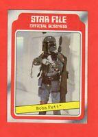 1980 Topps Empire strikes Back Boba Fett  Pack Fresh  C Nrmnt-mt +