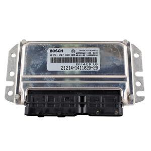 Electronic engine control unit LADA 4X4 Niva Taiga 21214-1411020-20