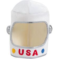 Foam Astronaut Helmet Space USA NASA Mask Adult Costume Interstellar Gravity
