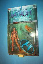 "1999 ASPEN MATTHEWS FATHOM 6"" Action Figure NIB"
