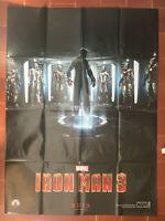 Plakat Iron Man 3 Guy Pearce Robert Downey Marvel Avengers 120x160cm
