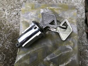 Renault 16 Door Lock With Neiman Key NOS