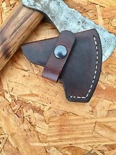 Cold Steel Trail Hawk Handmade Leather Sheath (tomahawk Not Included)
