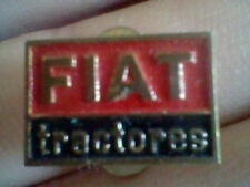 iNSIGNIA BADGE FIAT TRACTOR  SPAIN VINTAGE 50´S