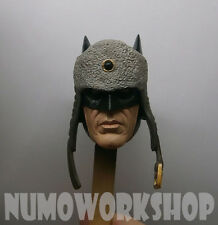 "Hero BAT Red Son 1/6 Scale CUSTOM UNPAINT HEAD for 12"" Body Figure by NUMO"