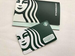 New 2020 Japan Starbucks Siren Mermaid Green Card - Pin Intact