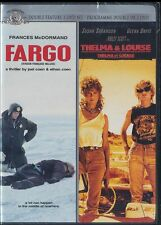 Fargo/Thelma & Louise (DVD, 2008, Canadian) BRAND NEW