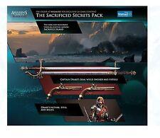 Assassin's Creed IV: Black Flag - Sacrificed Secrets DLC Pack [Xbox 360] NEW