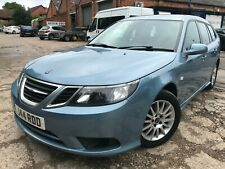 2009 SAAB 9-3 TID 150 LINEAR SE 1/2 LEATHER, CLIMATE, ALLOYS, CD, PARKING SENSOR