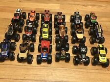 HUGE Lot of 18 Hot Wheels Monster Jam Trucks 1:64 RARE HTF Great Condition Xmas